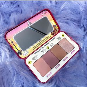 The Balm Girl Powder Cheeks on The Go Palette
